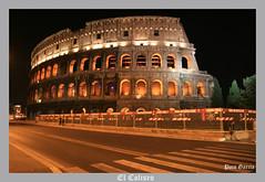 El Coliseo (Paco - Ojos Negros) Tags: italy rome roma italia coliseo coliseum pacogarcia pacogarcía pacoojosnegros