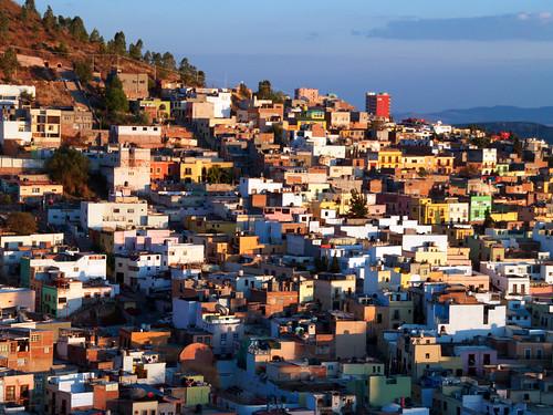 Atardece en Zacatecas