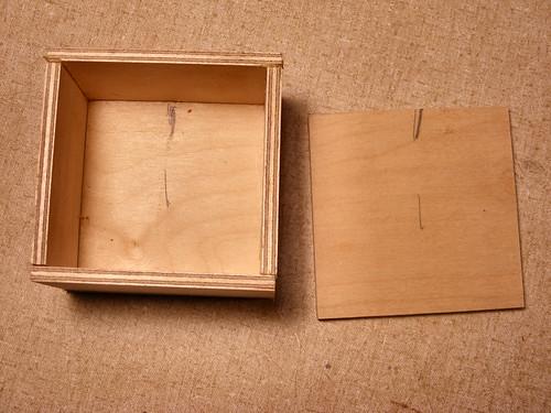 Making a Tiny Sq Box #6