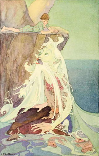 dorothy lathrop, little boy lost, w.h. hudson, 1920