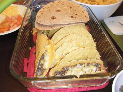 Tacos up close