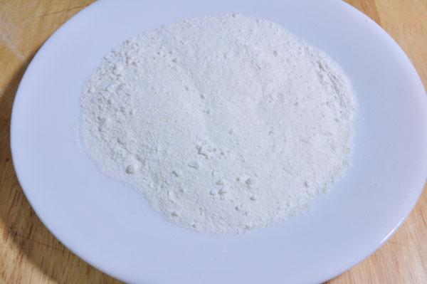 raw palm sugar ground