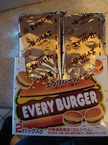 Every Burger