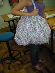 Bolsa de Tecido (Milene Cortanto e Costurando) Tags: de patchwork bolsa tecido quadrados bolsatecido
