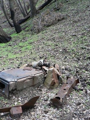 Mine Camp Stove