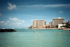 Waikiki Beach (la_d0LCE vida) Tags: hawaii oahu honolulu waikikibeach