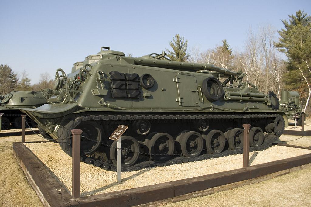 M88A1 Medium Recovery Vehicle (1)