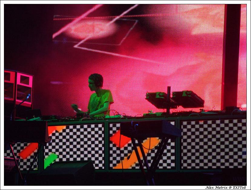Alex Metrix @ Dance Arena