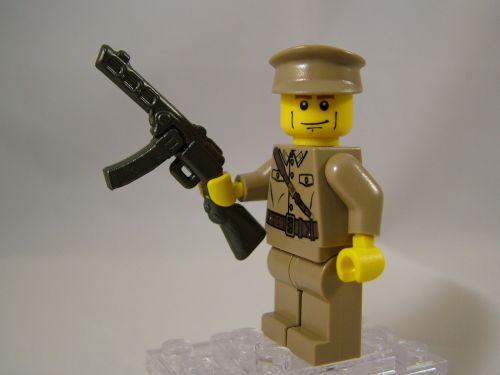 BrickArms prototype russian gun