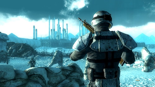 Fallout 3 Downloadable Content on PSN – PlayStation Blog