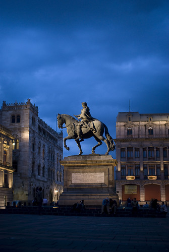 Plaza Tolsá en La Hora Azul / Tolsa Square @ Blue Hour