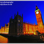 London Big Ben ~ Its the Blue Hour time at the Big Ben!...~