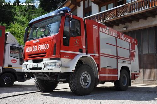 iveco 4x4. IVECO MAGIRUS EUROFIRE 140E28