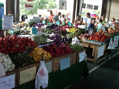 North carolina farmer's market