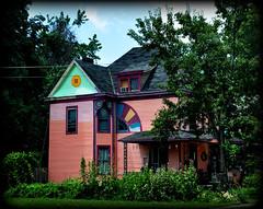 Great paint job! (blamstur) Tags: trip ohio house victorian scenicroute june09 15challengeswinner