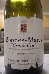 1998 Domaine Robert Groffier, Bonnes-Mares Grand Cru