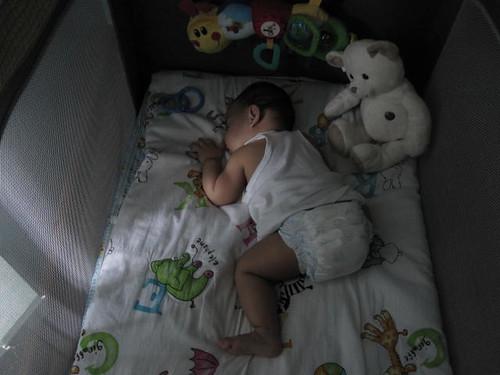 morning nap