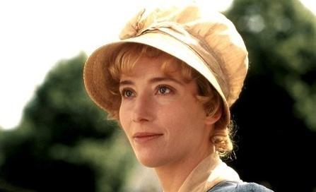 Emma Thompson in Sense and Sensibility
