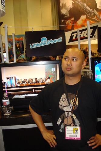 LBP @ Comic-Con 2