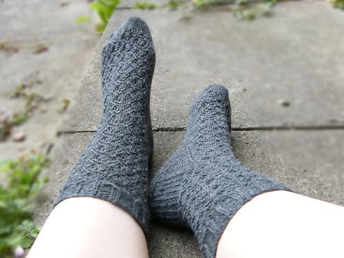 Glynis socks