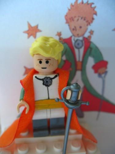 Le Petit Prince custom minifig