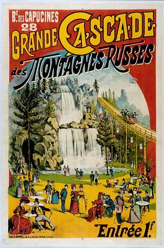 020- Atracciones montaña rusa-siglo XIX