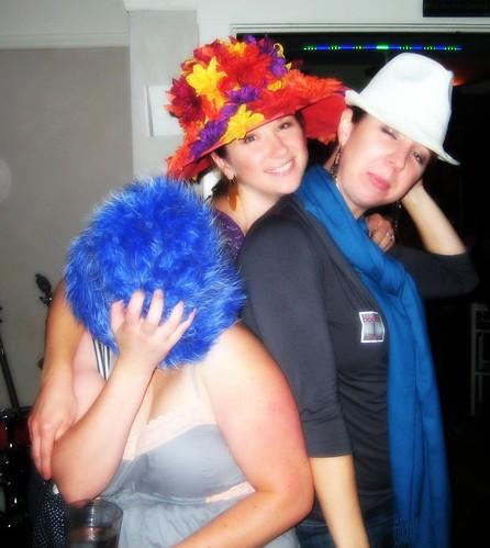 Me, Megan, Jenny