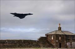 vulcan1 (Donna56455) Tags: festival plane fly military vulcan whitehaven flyover digitalcameraclub