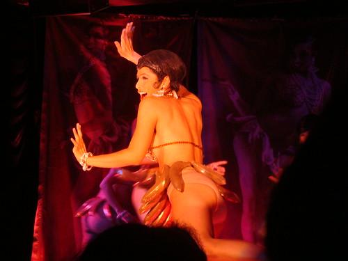 Calypso Cabaret @ Song About Jen