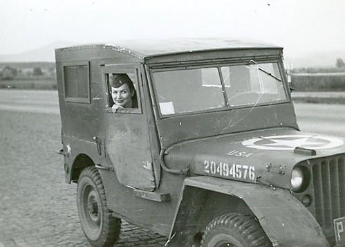 Nana in WW2