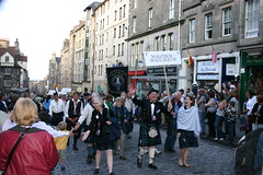 Clan Malcolm/MacCallum at The Clan Parade
