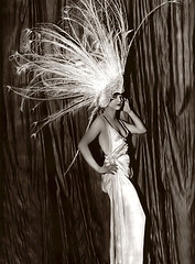 Louise Brooks - Ziegfeld - 1920s by Alfred Cheney Johnston. (luna corleone) Tags: 1920s vintage goddess actress movies louisebrooks silentfilms