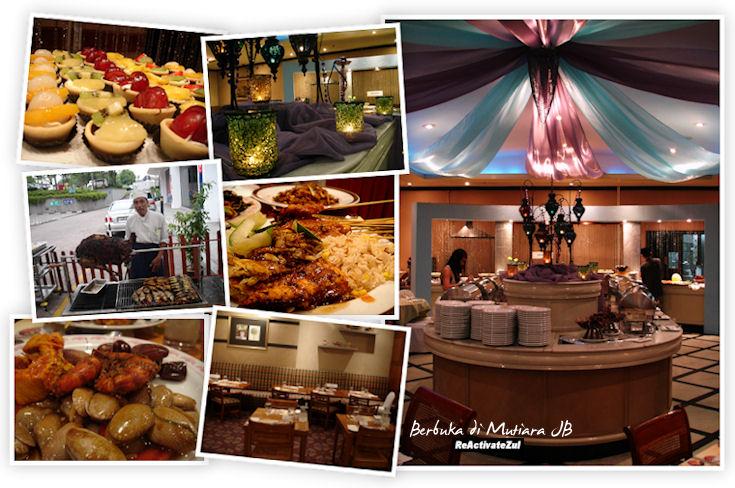 buka di Mutiara JB Hotel