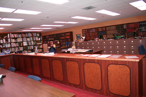 Nethercutt Collection Library