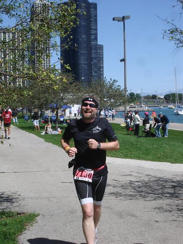 Chicago Triathlon 2009