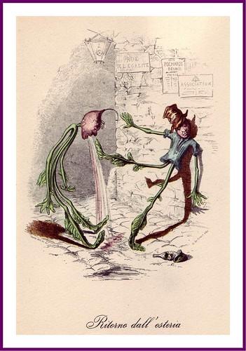 014-Drôleries végétales, ou L'Empire des légumes- Pierre Amédée Varin