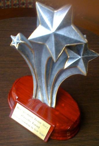 Parsec Award for EUSOCIAL NETWORKING