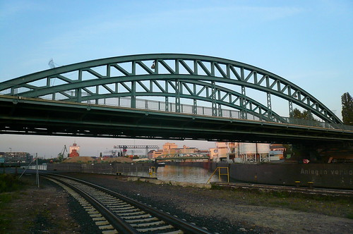 Honsellbrücke alter Zustand 2009