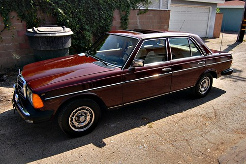 1983 Mercedes Benz 300d Turbo Diesel W123 A Photo On Flickriver