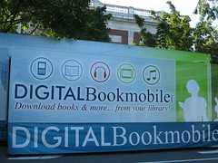 OverDrive Digital Bookmobile Visits NOBLE