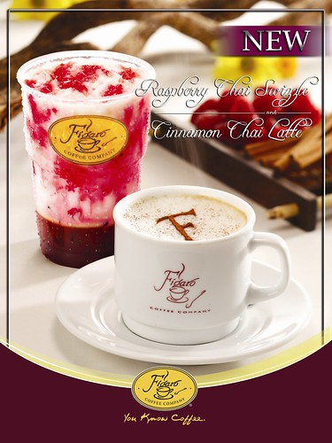 new hot and cold drinks at figaro