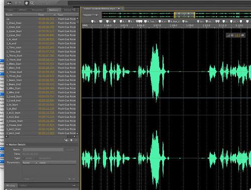 Adobe Soundbooth & iPhone