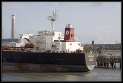 Ocean Lady (leightonian) Tags: uk boat ship unitedkingdom gb tanker fawley southamptonwater