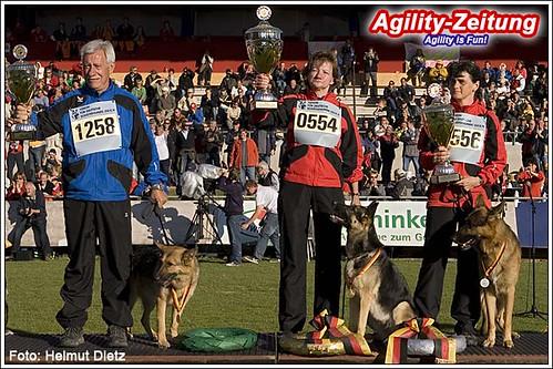 SV-Agility-DM-Sieger 2009