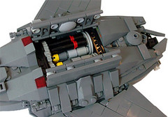 bomb bay open