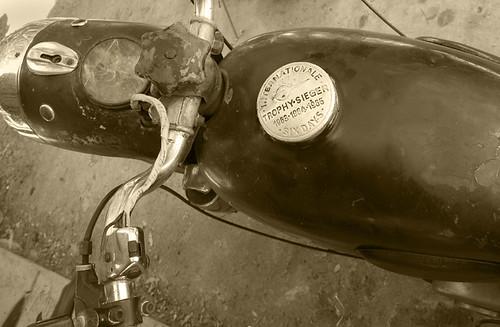 MZ bike, Cuba
