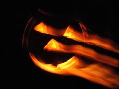 Ghostly Jack o Lantern