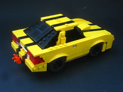1987 Chevrolet Camaro Gumball