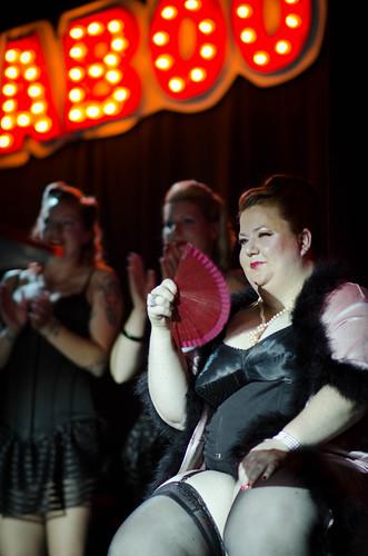 taboo - burlesque