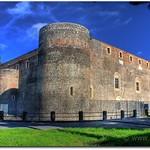 Catania - Castello Ursino (HDR)